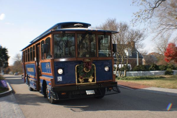 Holiday Trolley Service