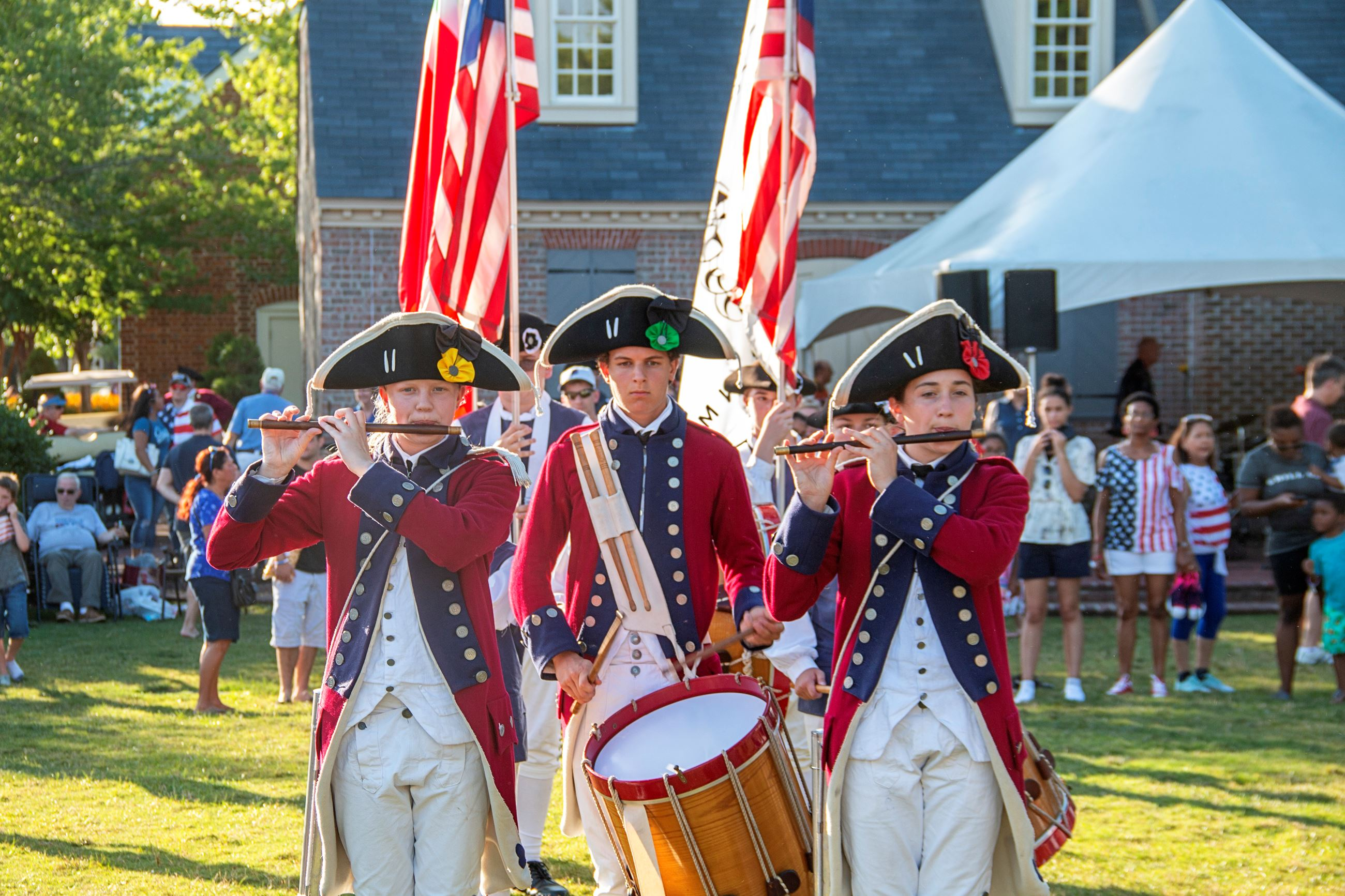 Fifes and Drums of Yorktown
