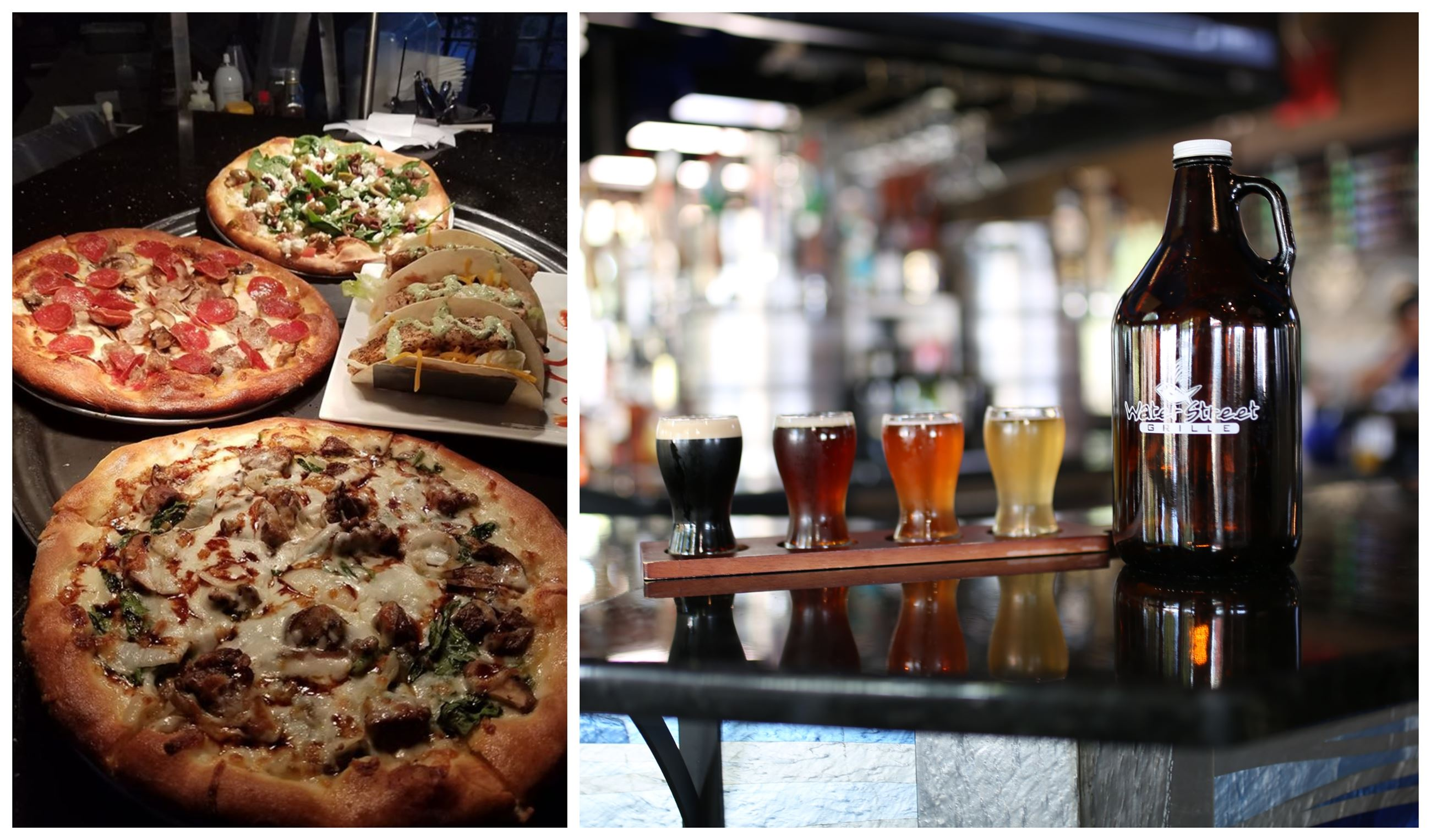Water Street Grille Brick Oven Pizzas and Craft Beer