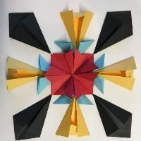 Summer Art Camp Paper Folding