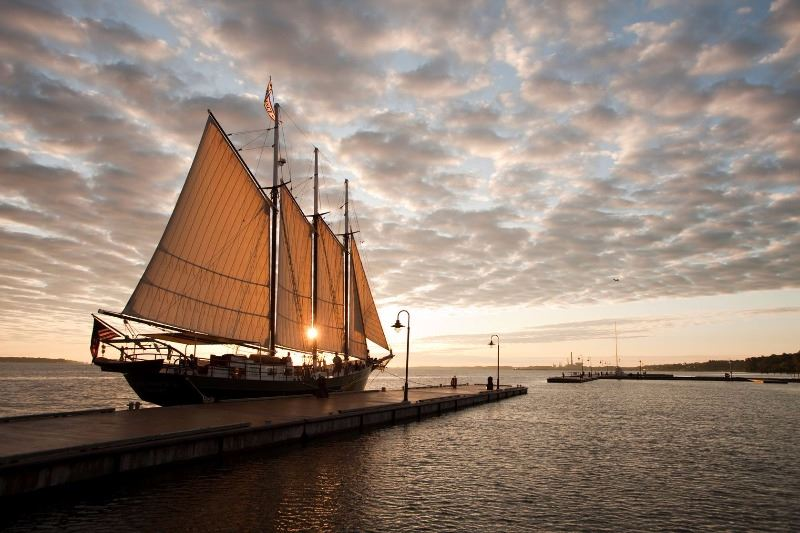 Schooner York River