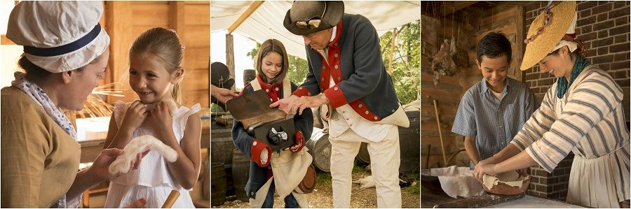 American Revolution Museum Spring Break Activities