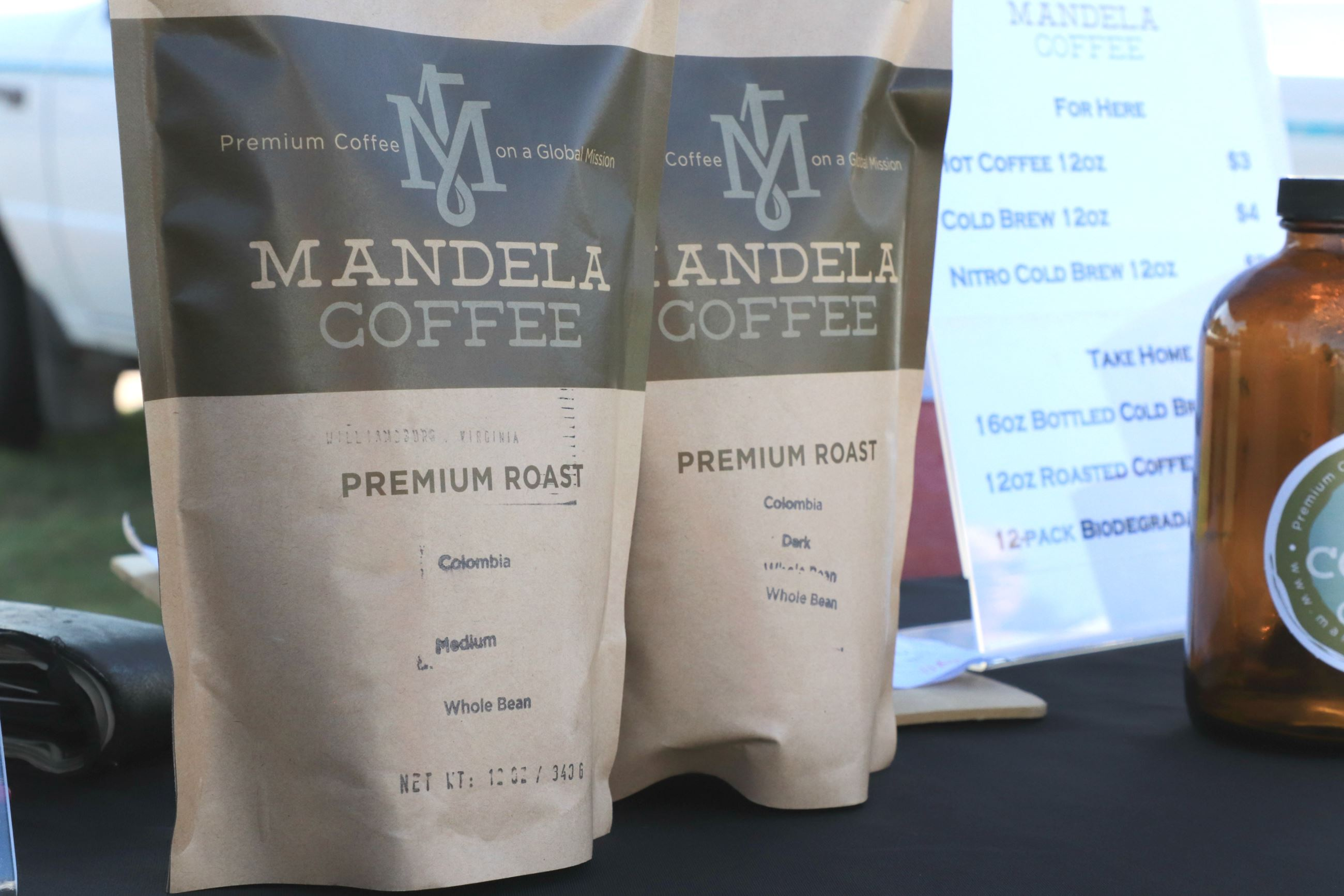 Mandela Coffee